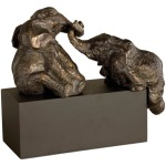 Playful Pachyderms