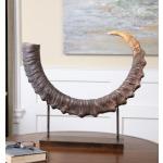 Sable Antelope Horn, Sculpture