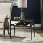 Ophelie Accent Table