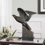 Flying Eagle, Sculpture