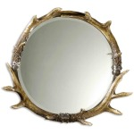 Stag Horn, Round