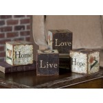 Love Letters Blocks
