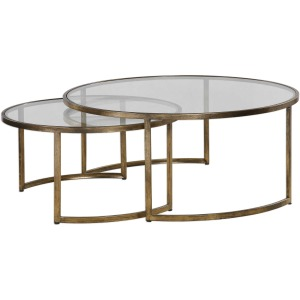 Rhea Nesting Coffee Tables - Set of 2