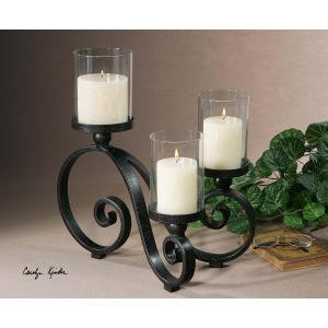 Arla, Candleholder