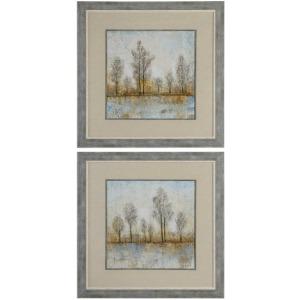 Quiet Nature Framed Prints S/2