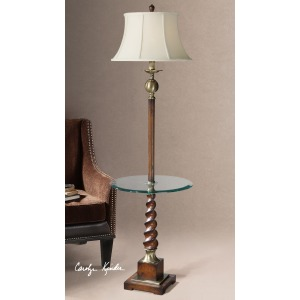 Myron Twist, End Table Lamp