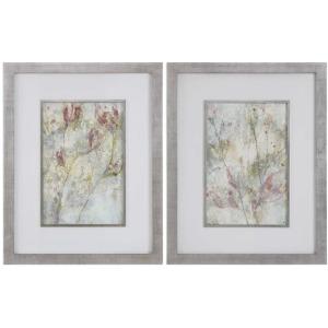 Flower Dreams Framed Prints S/2