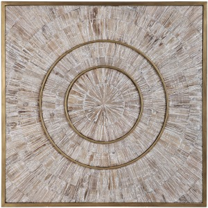 Mahala Wood Wall Panel