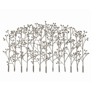 Iron Trees Metal Wall Decor