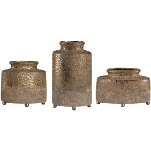 Kallie Vases S/3