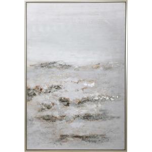 Open Plain Hand Painted Canvas