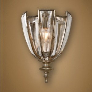 Vicentina 1 Lt Wall Sconce