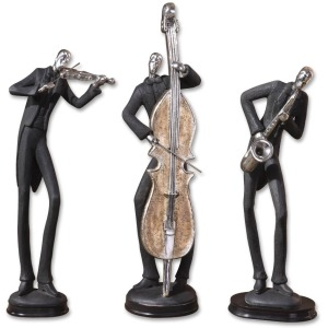 Musicians Figurings - Set of 3