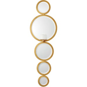 Hailey Candle Sconce