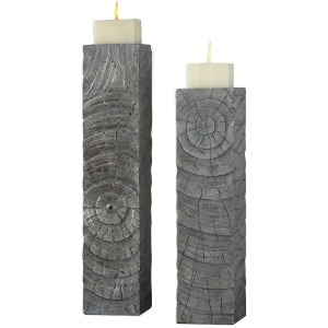 Odion Candleholders S/2