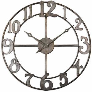 Delevan Clock