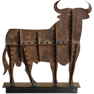 Toro Figurine