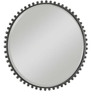 Taza Round Mirror