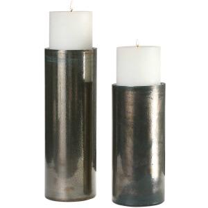Amala Candleholder S/2