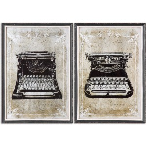 Classic Typewriters, S/2