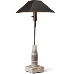 Telescope Buffet Lamp