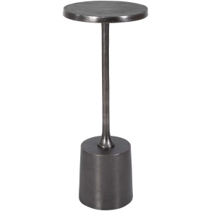 Sanaga Drink Table - Nickel