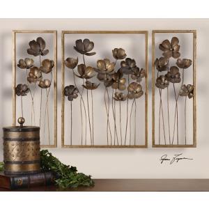 Metal Tulips, S/3
