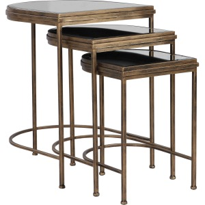 India Nesting Table