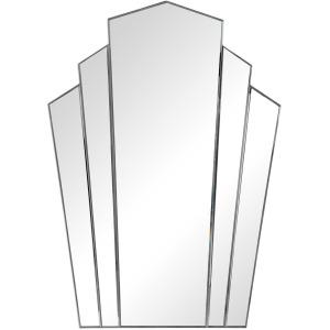 Inez Frameless Mirror