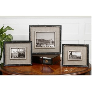Kalidas Photo Frames, S/3