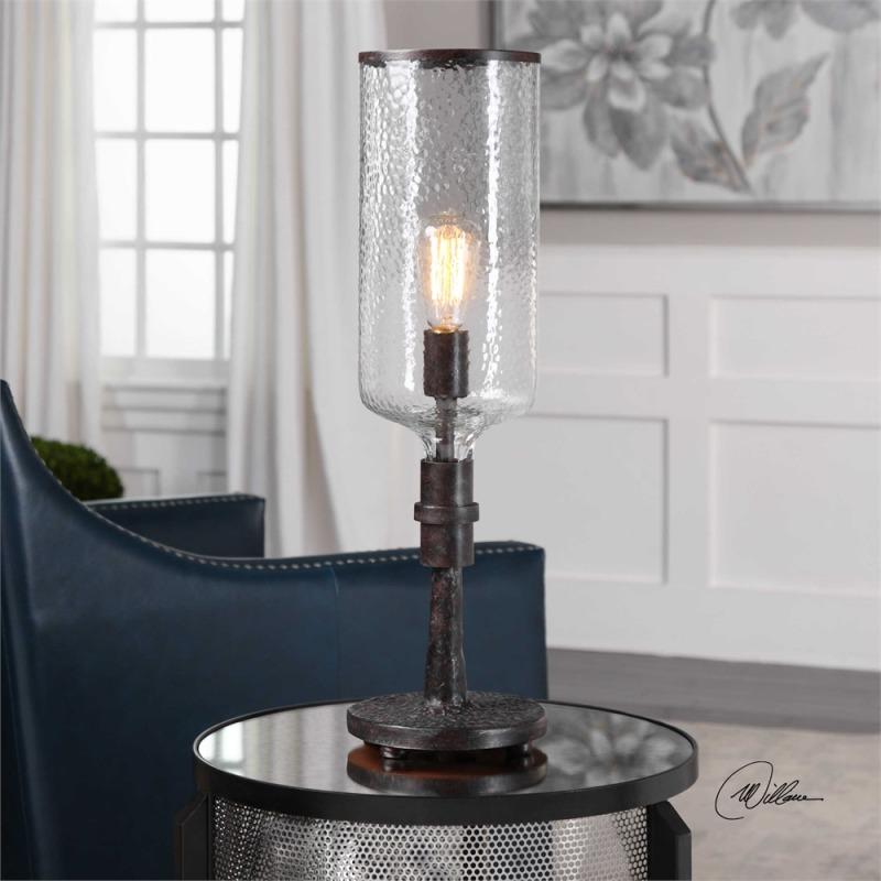 Hadley lamp