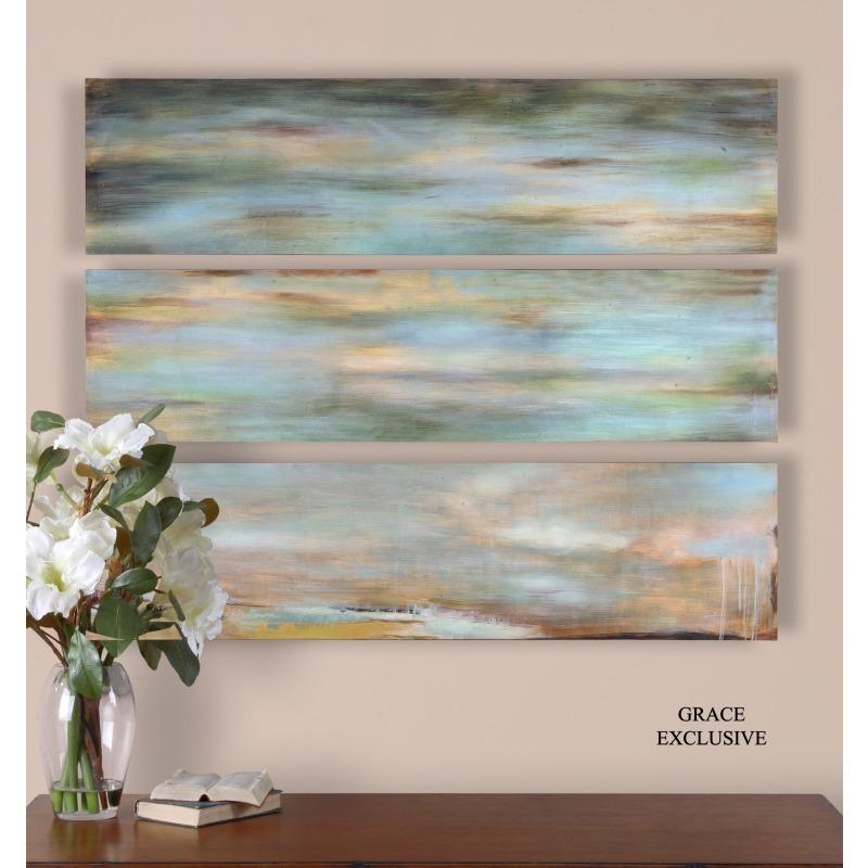Horizon View Panel I, II, III, S/3