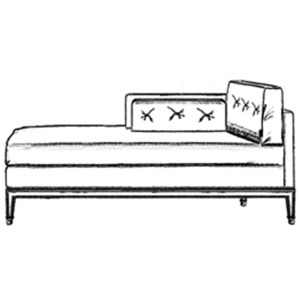 Whitaker Right Arm Chaise