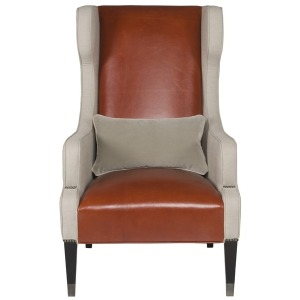 James Street Wing Chair