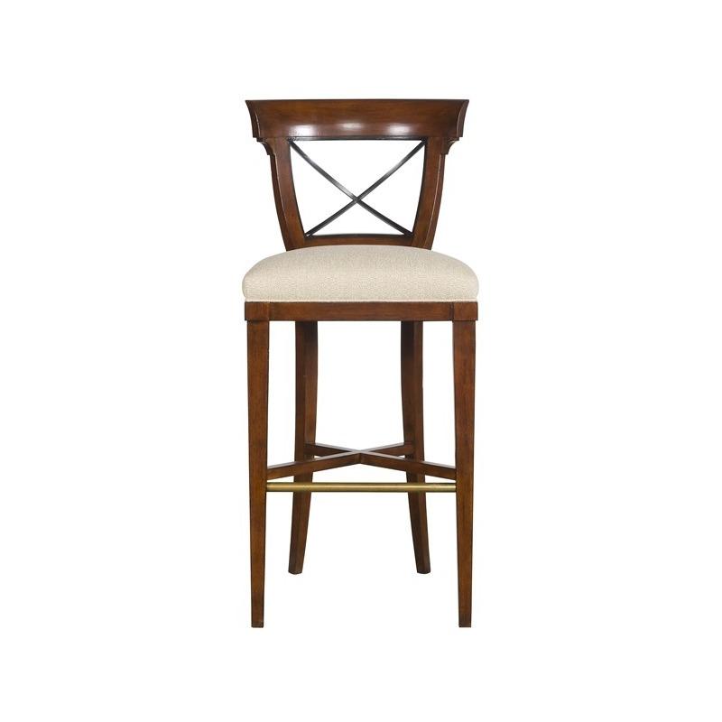 Phenomenal Petra Bar Stool By Vanguard Furniture Oskar Huber Alphanode Cool Chair Designs And Ideas Alphanodeonline
