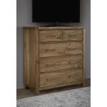 Dovetail-Natural Standing Dresser Room Scene