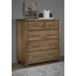 Dovetail-Natural Standing Dresser Undefined