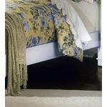 California King Slat Poster Bed