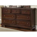 Reflections Collection Triple Dresser
