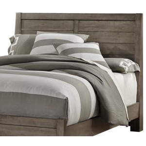 Sedgwick King Plank Headboard - Earl Gray