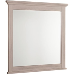 LMCO Bungalow Landscape Mirror in Dover Grey