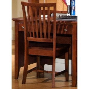 Wood Desk Chair