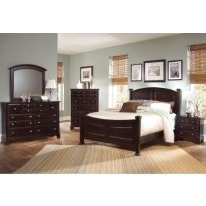 Hamilton/Franklin Bedroom Set