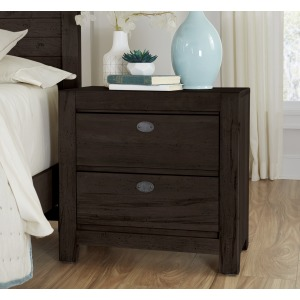 NIGHT STAND - 2 DRWR
