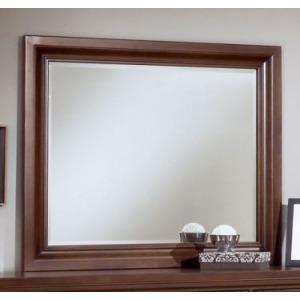 Reflections Landscape Mirror - Medium Cherry