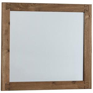 Dovetail Landscape Mirror - Natural