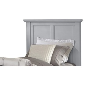Bonanza Mansion Twin Headboard - Gray
