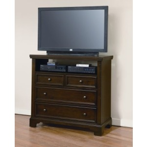 4 Drawers Media Chest
