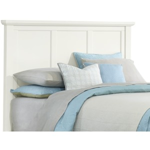 Bonanza Mansion Queen Headboard - White