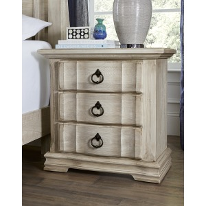 NIGHT STAND - 3 DRWR
